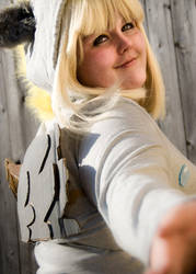 Derpy Hooves Cosplay at AniMaine 2011