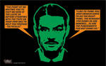 Mr. House Comic Pop Art