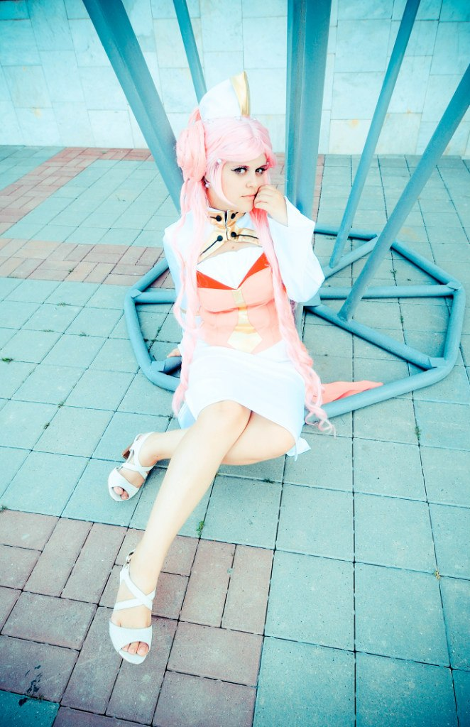 Euphemia li Britannia vice-general governor by Nancy-Summer