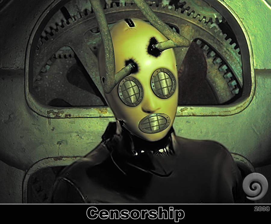 Censorship by Trash63