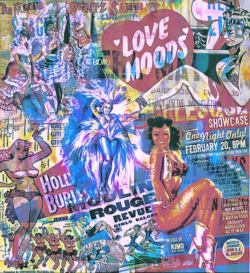 Burlesque Memories by Trash63