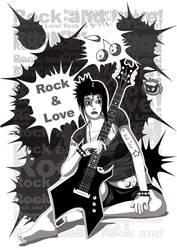 Rockeuse_Punkette by Araknee