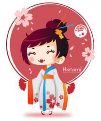 CuteGeisha by Araknee