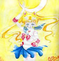 Sailor Moon by CaroSpecialist