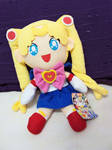 Sailor Moon Plushie