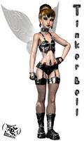 Tinker Bell Goth