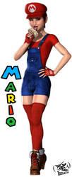 Mario by Idelacio