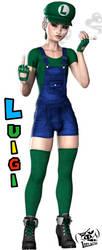 Luigi by Idelacio