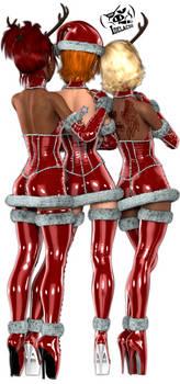Braced for Christmas Rear
