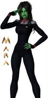 Mara 24th Century Unifrom