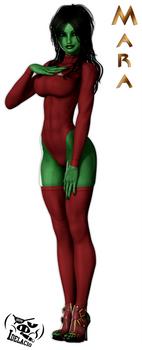 Mara 24th Century Undershirt