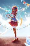 Happyy b-day Namieeeee!!! by O-hikaku