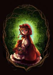 Little Red Riding Hood! by O-hikaku