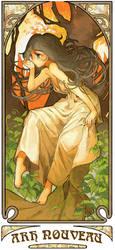 Art Nouveau by O-hikaku