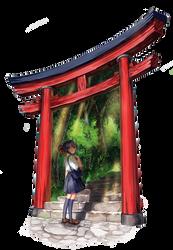 Kimi ni Nawa by O-hikaku