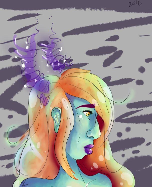 Spirit Princess by InkedTrail