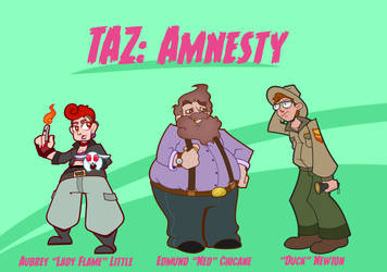 TAZ: Amnesty by PatchVVork
