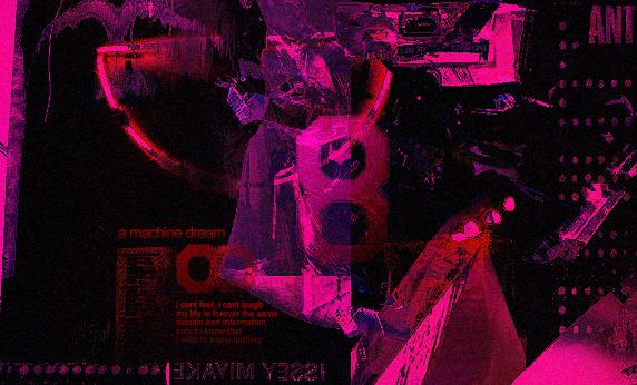 A Machine's Dream by yuri008