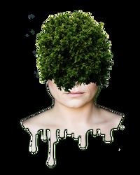 Plant Lady by oXpixelpixelpixelXo