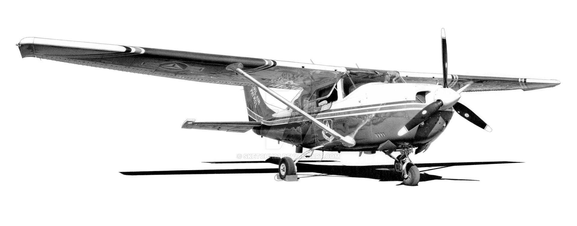 civil_air_patrol_cessna_206_print_ver_by