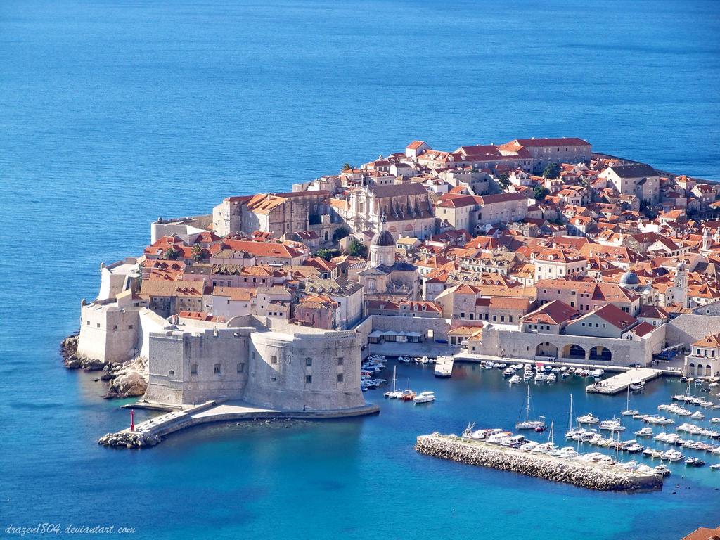 Dubrovnik by Drazen1804