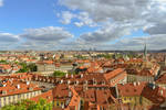 The Roofs Of Prague by Drazen1804