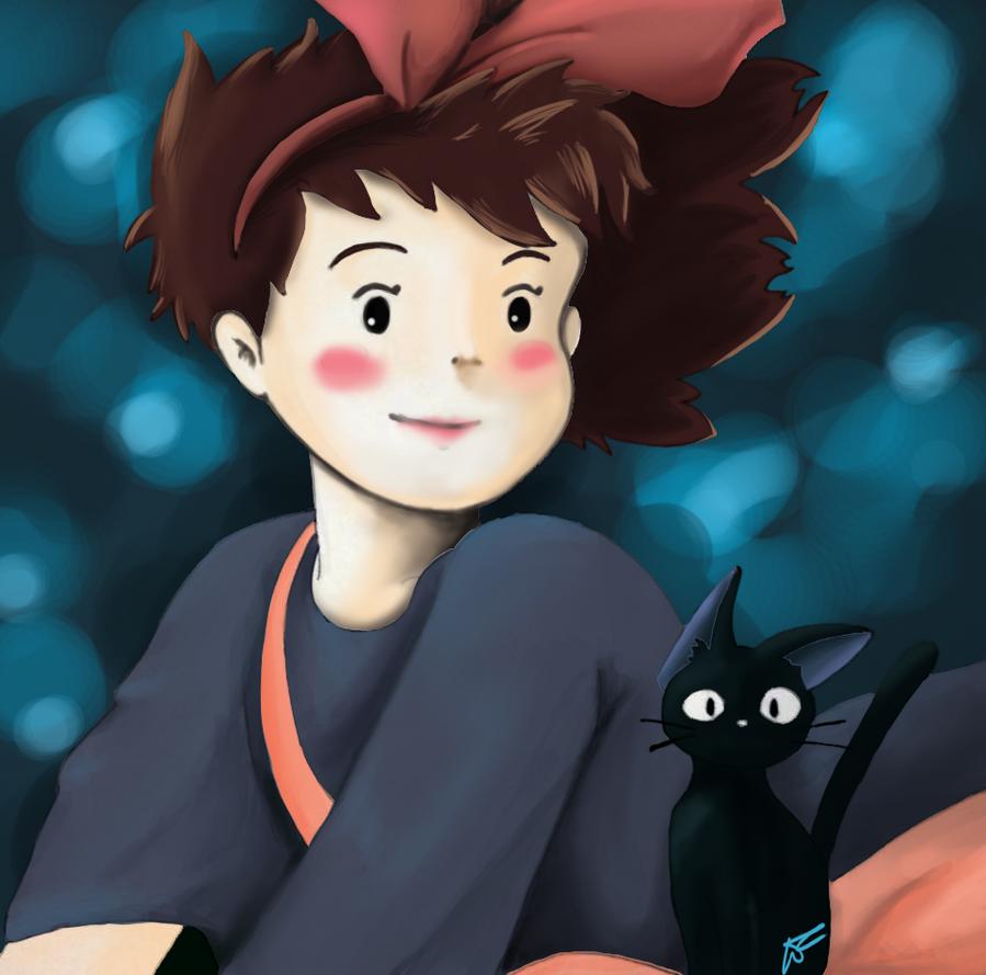 Kiki by Malinka00