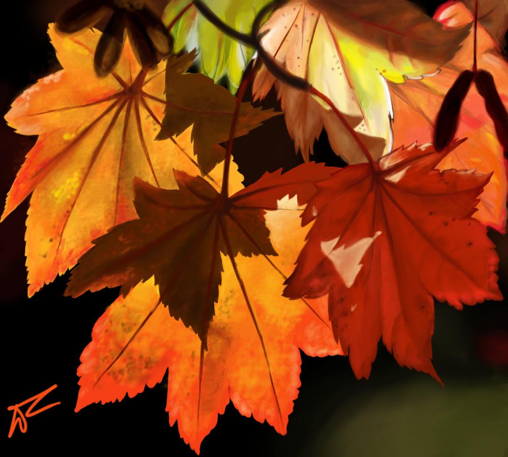 Fall by Malinka00