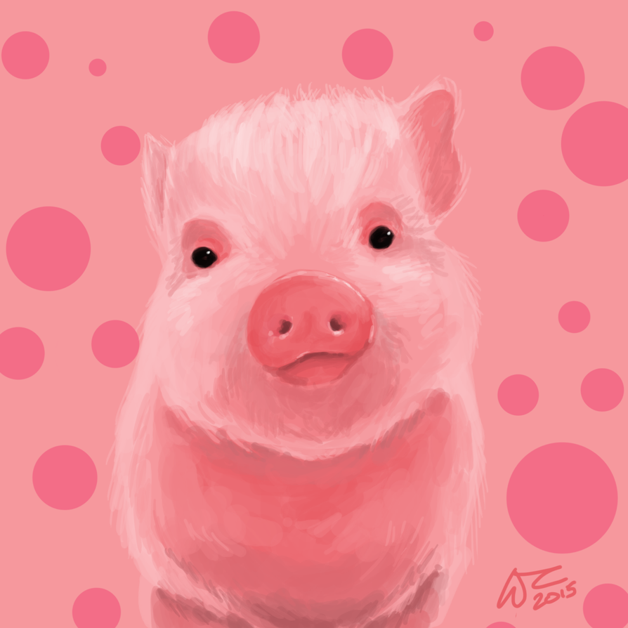 7-Pink by Malinka00
