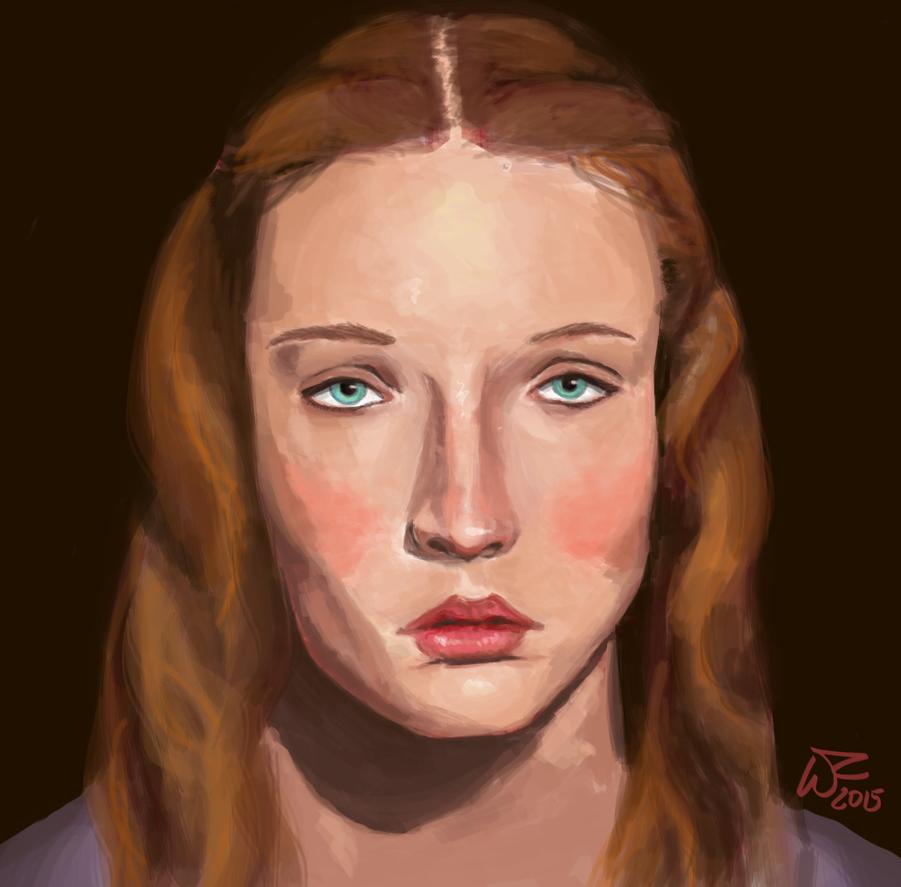 Sansa Stark by Malinka00