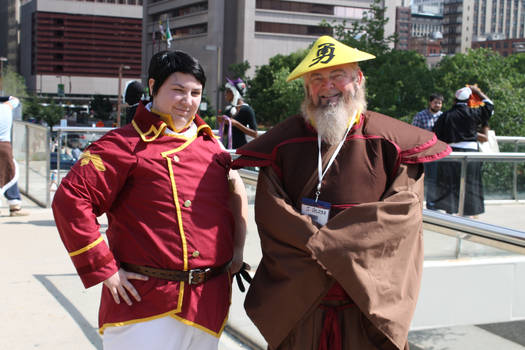 Uncle Iroh and Iroh II