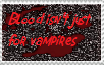 Vampire Stamp by darkorb3