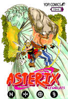 Asterix No Densetsu by Chris-Yop-Lannes
