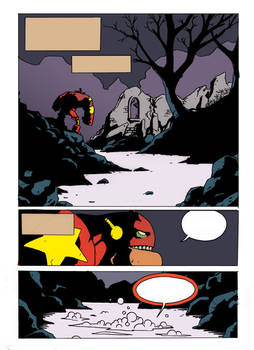 Hellbiceps PAGE 1 wip
