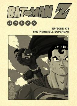 Batman Z vs Superman