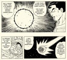 Batman Z vs Superman by Chris-Yop-Lannes