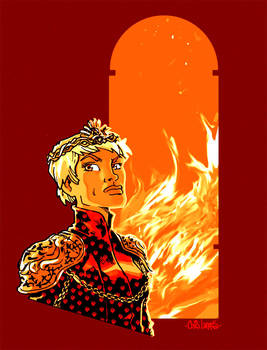 Cersei Lannister - Mother of Madness