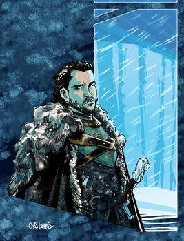 Jon Snow - King in the North