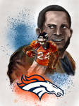 Champ Bailey Denver Broncos Commission