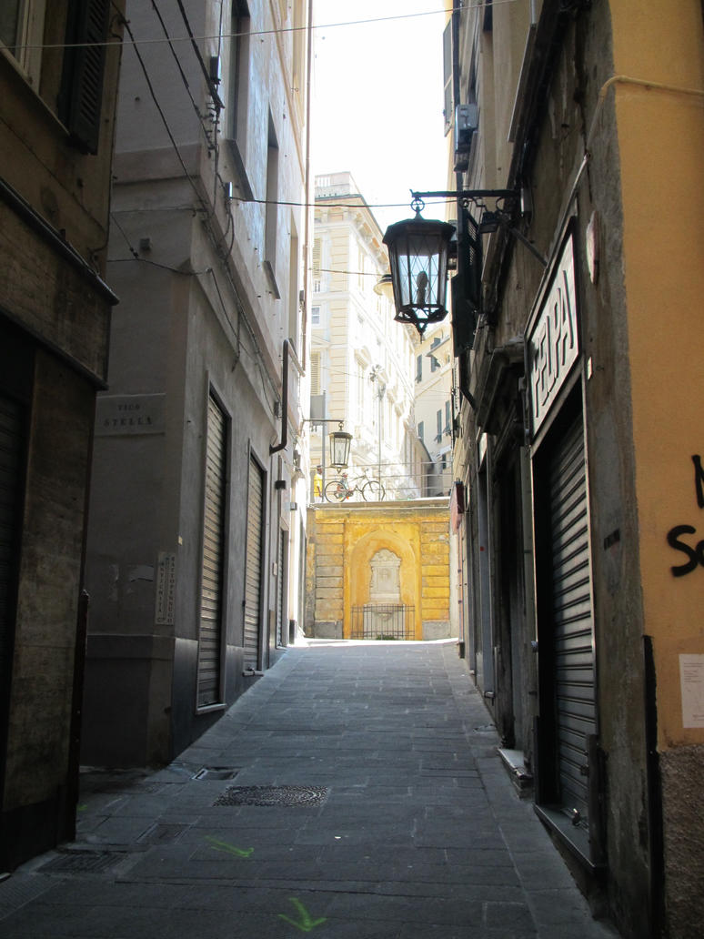 A day trip to Genoa - 8 by Kitsch1984