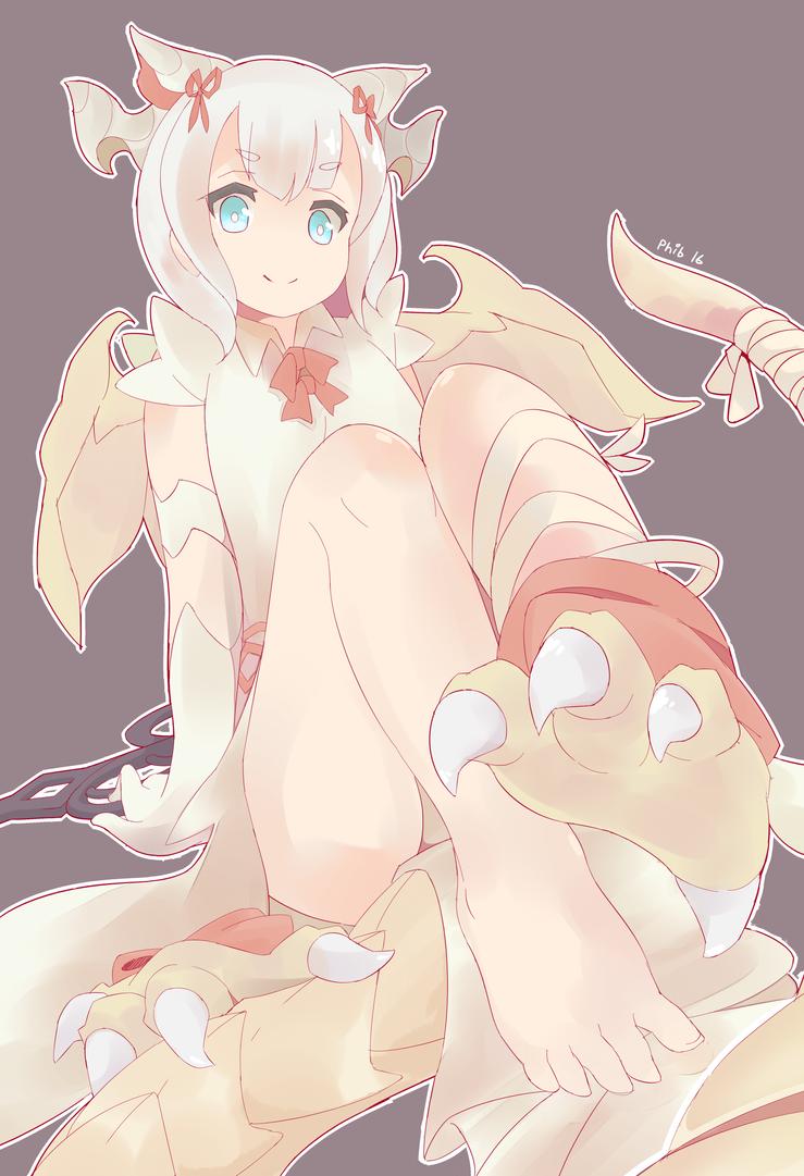 Myr - Delicious Dragon Feet by Phibonnachee