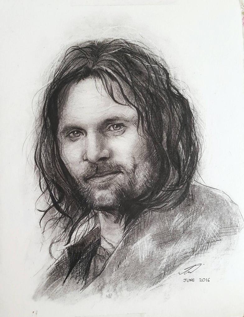 Aragorn by Jickleberry