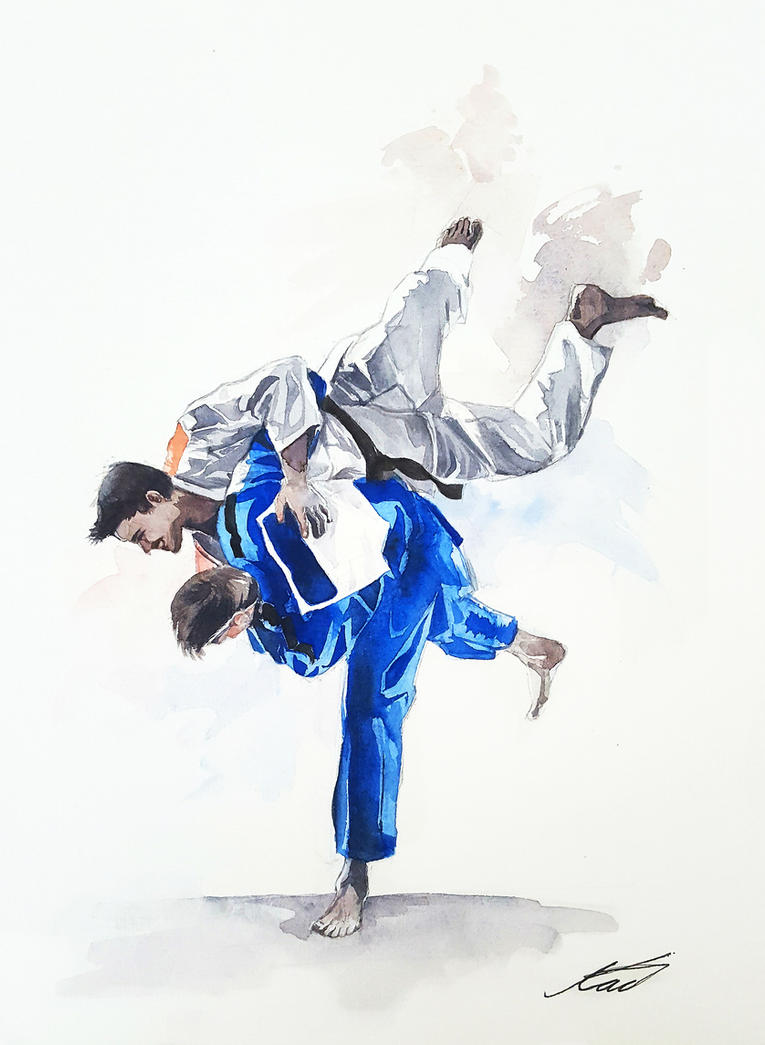 Judo by Jickleberry