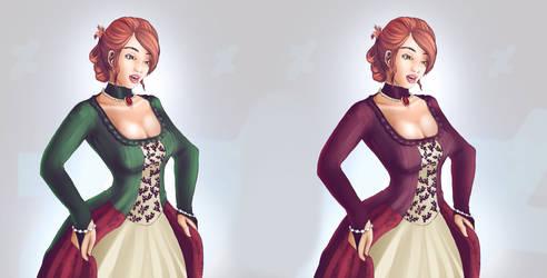 Scarlet [Request]