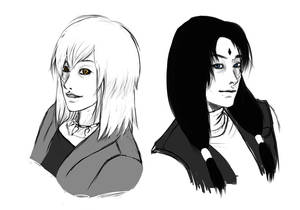 Blake and Fuyu (Request)
