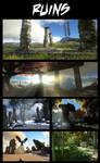 ARK : Survival Evolved - RUINS