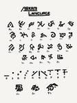 Ark Survival Evolved - Arkan Language Guide