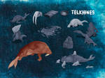 NU:AMAM Bestiary - Telkhines