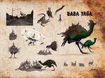 NU:AMAM Bestiary - Baba Yaga