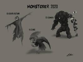 Monstober 2020 PT 4
